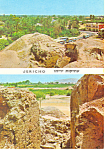 Click here to enlarge image and see more about item cs1383: Jericho Israel Excavations Postcard cs1383