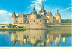 Click here to enlarge image and see more about item cs1456: Kalmar Slott, Kalmar, Sweden Postcard 1975