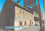Golden Plough Tavern, York, PA Postcard