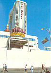 Taj Mahal, Atlantic City, NJ Postcard