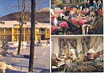 Cortina Inn Killington Vermont Postcard cs1509