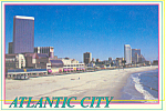 Atlantic City, NJ Postcard