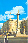 Lancaster,PA Soldiers Sailors Monument  Postcard