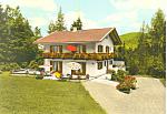 Oberammergau , Germany Landhaus Eichorn  Postcard