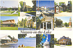 Niagara on the Lake,Niagara Falls, Canada Postcard