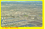Click here to enlarge image and see more about item cs1662: Los Angeles CA  and Marina Del Ray Postcard