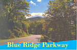 Blue Ridge Parkway, Virginia  Postcard