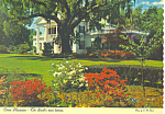 Orton Plantation Wilmington  NC  Postcard cs1733