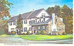 Eisenhower Home, Gettysburg, PA  Postcard