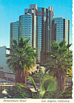 Bonaventure Hotel Los Angeles CA Postcard cs1752