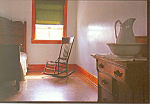 Amish Seasons, Interior Simple Forms Postcard cs1777