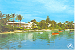 Click here to enlarge image and see more about item cs1834: Sailboats on Mangrove Bay, Bermuda Postcard 1982