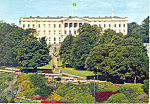 Click here to enlarge image and see more about item cs1835: Oslo Norway Slottet The Royal Palace Postcard cs1835