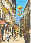 Click here to enlarge image and see more about item cs1848: Festival City of Salzburg, Austria Postcard