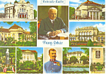 Views of Vienna Austria Postcard