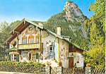 Oberammergau, Germany Postcard