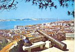 Lisbon Portugal Partial View Postcard cs1890