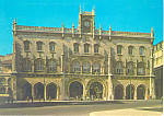 Lisbon  Portugal Central Railroad Station Postcard cs1894