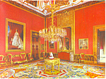 Madrid Spain,Palacio Real Postcard