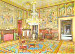 Click here to enlarge image and see more about item cs1912: Madrid Spain Palacio Real Postcard cs1912