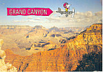 Click here to enlarge image and see more about item cs1981: Grand Canyon National Park, AZ Postcard 2003