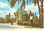 Willard Straight Hall,Cornell University Postcard