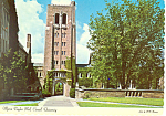 Myron Taylor Hall,Cornell University Postcard
