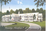 Country Meadows of Wyomissing  PA  Postcard cs2082