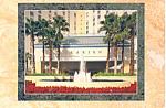 Clarion Plaza Hotel, Orlando, Florida Postcard 1992
