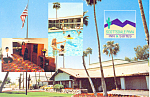 Click here to enlarge image and see more about item cs2119: Scottsdale Pima Inn and Suites Arizona Postcard cs2119