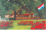 Click here to enlarge image and see more about item cs2120: Cafe Paviljoen Westbrokpark Netherlands Postcard cs2120