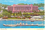 Click here to enlarge image and see more about item cs2173: Bermudiana Hotel , Pembroke, Bermuda Postcard