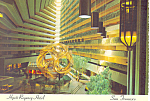 Hyatt Regency Hotel, San Francisco, CA Postcard
