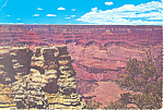 Click here to enlarge image and see more about item cs2245: Grand Canyon National Park Arizona Postcard cs2245
