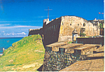 Click here to enlarge image and see more about item cs2246: Castillo San Cristobal San Juan Puerto Rico Postcard cs2246