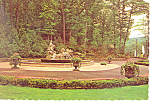 Sterling Forest Gardens Tuxedo NY Postcard cs2255
