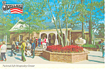 National Life Hospitality Center,Opryland,TN Postcard