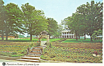 Home of Loretta Lynn Hurricane Mills TN Postcard cs2303