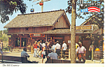 The Hill Country  Opryland TN Postcard cs2304