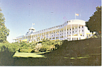 Grand Hotel Mackinac Island Michigan Postcard cs2305