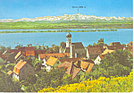 Allensbach, Germany on the Bodensee Postcard