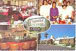 Coppola s Restaurant Hudson Valley New York  Postcard cs2381