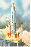 Click here to enlarge image and see more about item cs2449: USAF Atlas ICBM