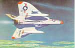 Click here to enlarge image and see more about item cs2451: USAF F4D-1 Skyray cs2451