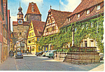 Rothenberg , Germany Postcard