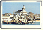 Provincetown,Cape Cod, Massachusetts Postcard