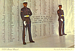 Click here to enlarge image and see more about item cs2488: USS Arizona Memorial Pearl Harbor Hawaii Postcard cs2488