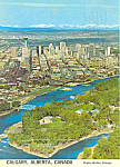 Click here to enlarge image and see more about item cs2528: Calgary Alberta Canada Postcard cs2528