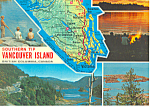 Click here to enlarge image and see more about item cs2535: Vancouver Island British Columbia Canada Postcard cs2535