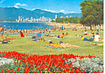 Click here to enlarge image and see more about item cs2538: Vancouver British Columbia Canada Postcard cs2538